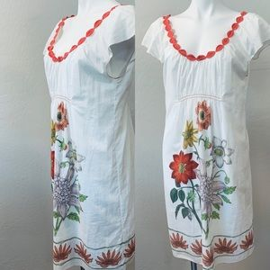 Studio M Peasant Style Summer Dress